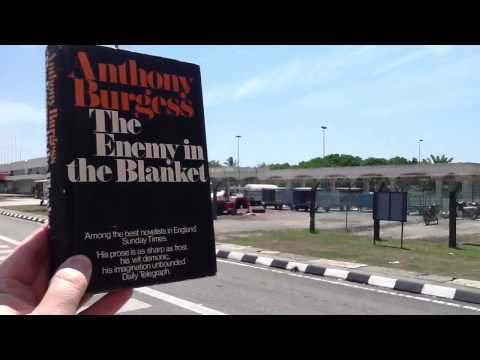In Search of Burgess: Kota Bharu Airport -- welcome to Malay