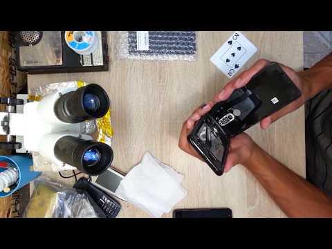 Замена дисплея Nokia 5.1 PLUS TA-1105 Display Replacement разборка