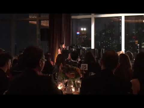 "Katherine Ho -  ""Yellow"" Live At The 2018 MOCA Legacy Awards Gala"
