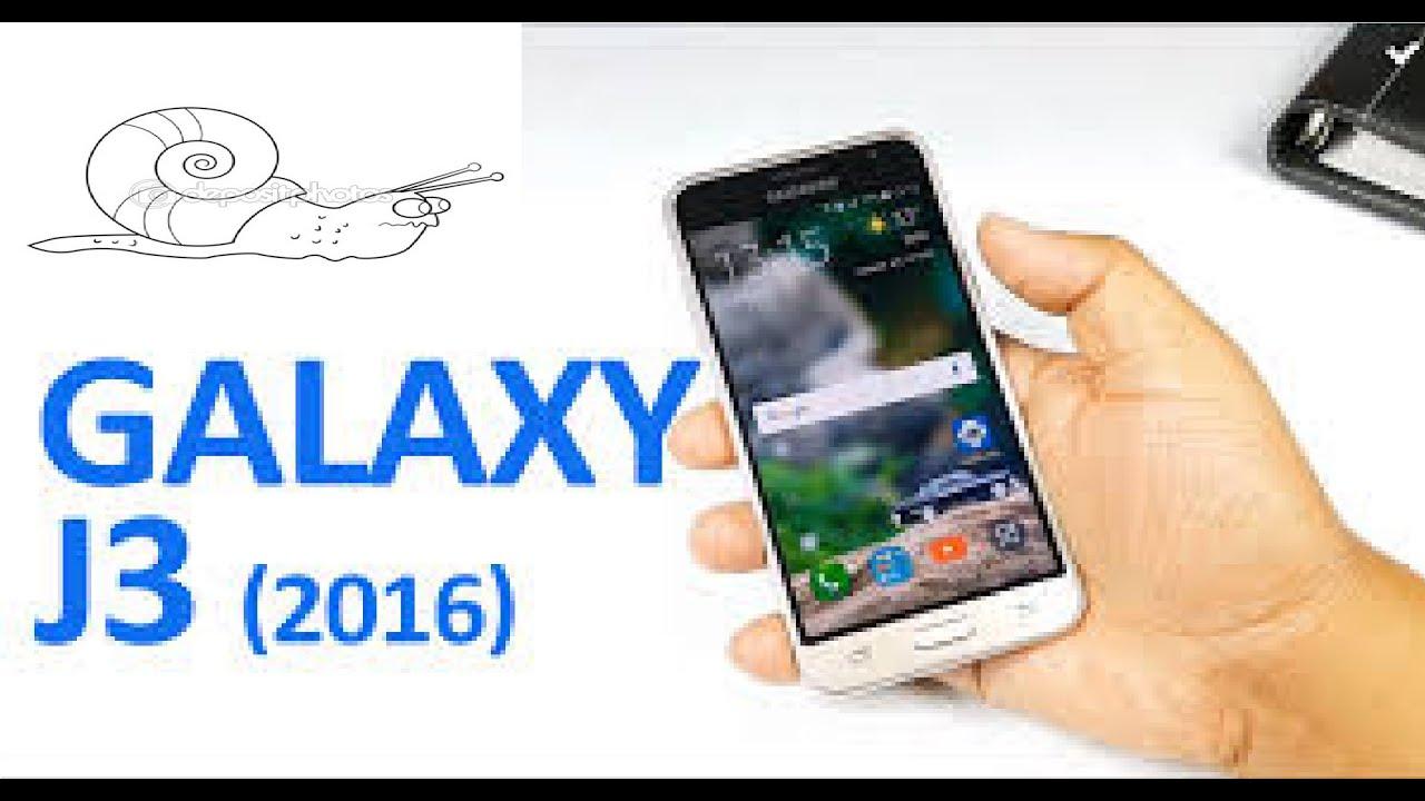 Samsung galaxy j3 2016 slo mo test