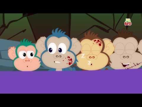 Ten in The Bed Nursery Rhymes Children Rhymes Baby Rhymes