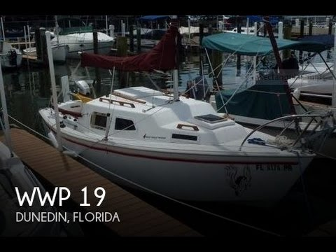 [SOLD] Used 2004 West Wight Potter 19 in Dunedin, Florida