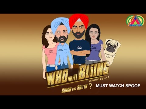 Thumbnail: Singh is Bliing Spoof || Creative Cartoon Animation