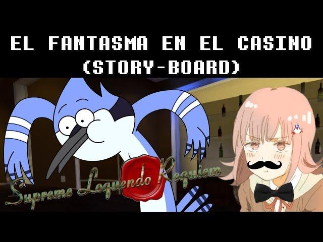 El Fantasma en el Casino (Storyboard) - Demo (15/10/2017) Torneo loquendero