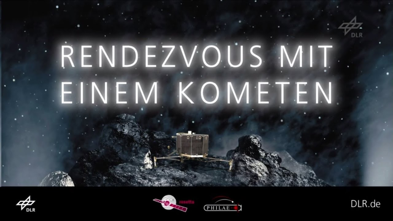 The Rosetta Mission - Landing on a Comet - YouTube