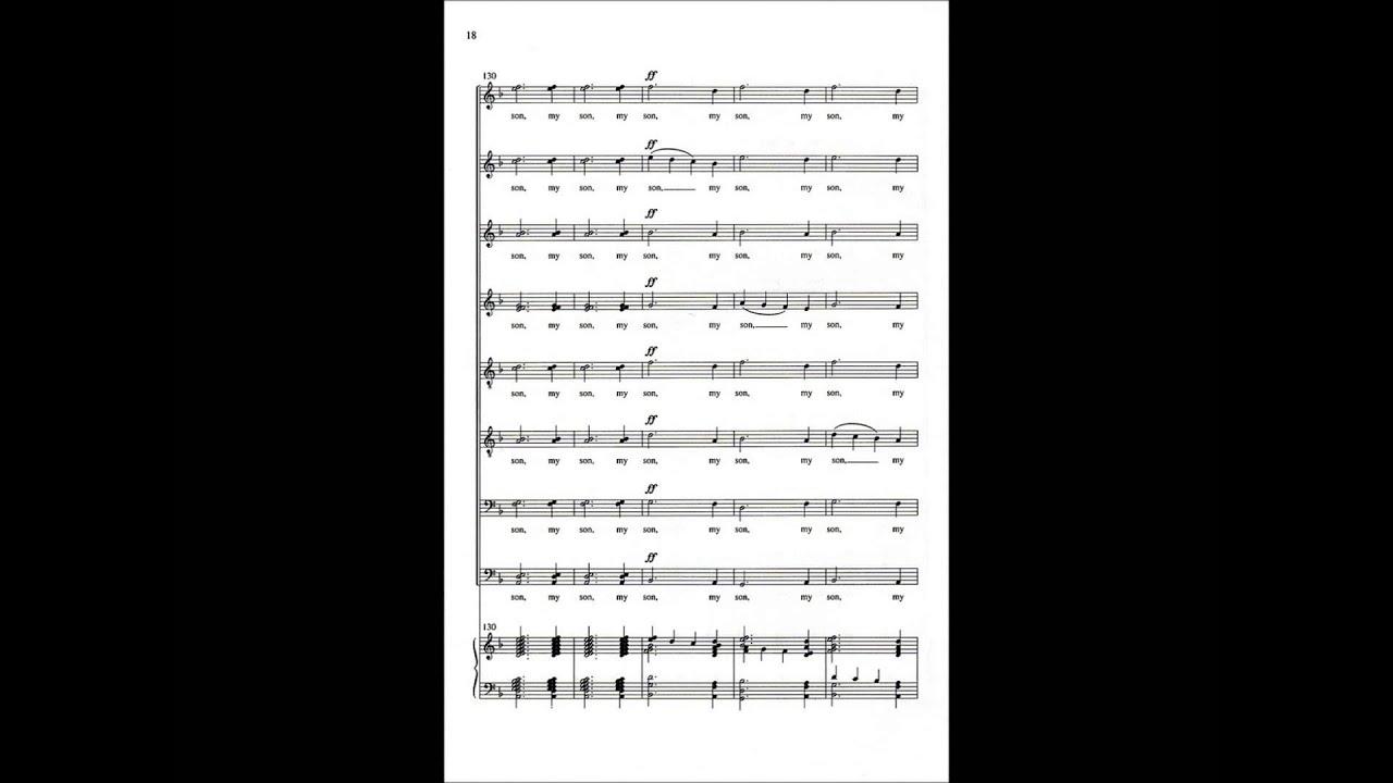 Eric Whitacre Sleep Pdf