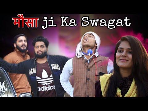 Mosa Ji Ka Swagat   Desi comedy   We Are One