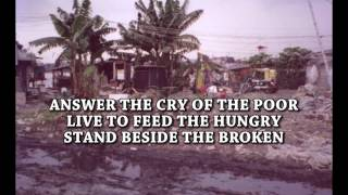 Cry Of The Poor w/ lyrics ( Demo Copy ) - Danny Gillesania & The Pilgrims Band