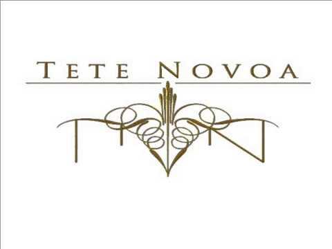 Ahora Eres Tu - Tete Novoa - Letra
