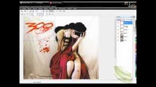 Time-Lapse Corel Photo-Paint