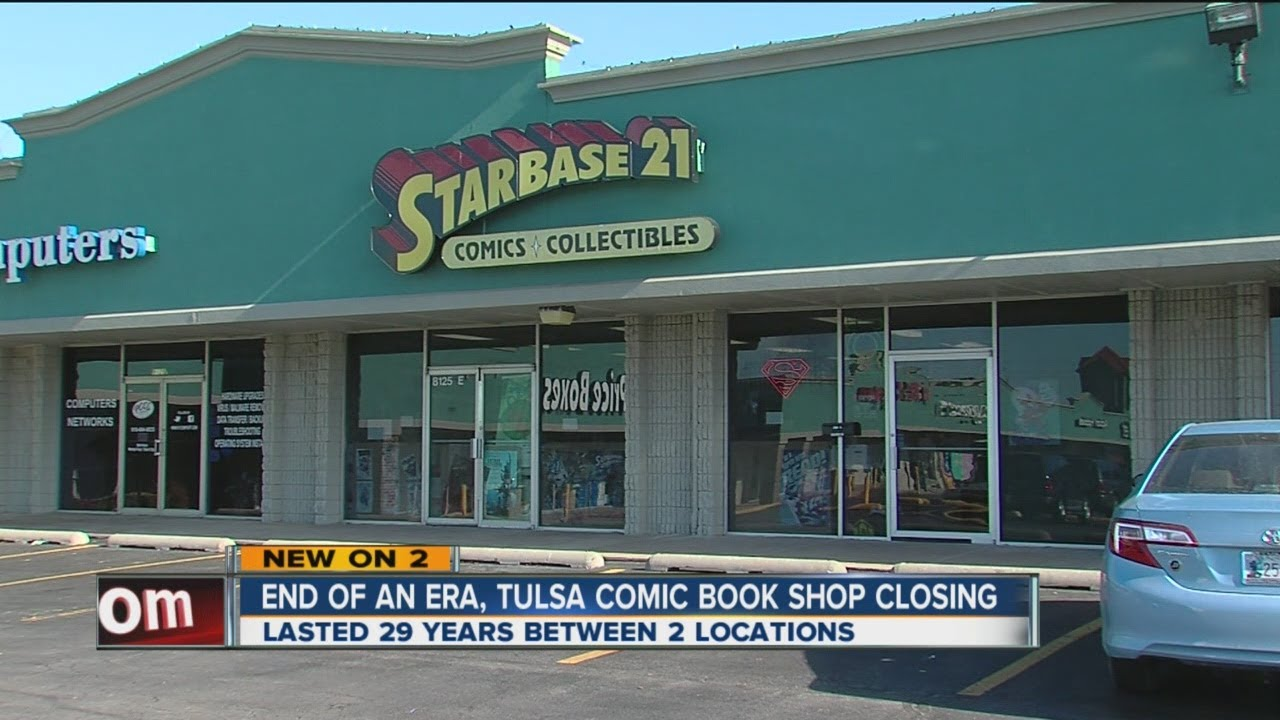 Image result for comic shop out of business