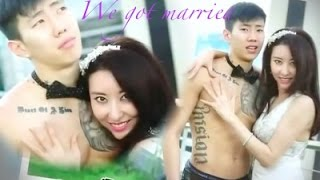 Engsub| SNL Korea Jay Park We got married with Kim Wansun