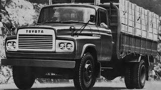 [Грузовики] Toyota (1935-1995)