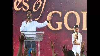 Kannirelamma by - Baby Akshaya Calvary Ministries Bellampalli thumbnail