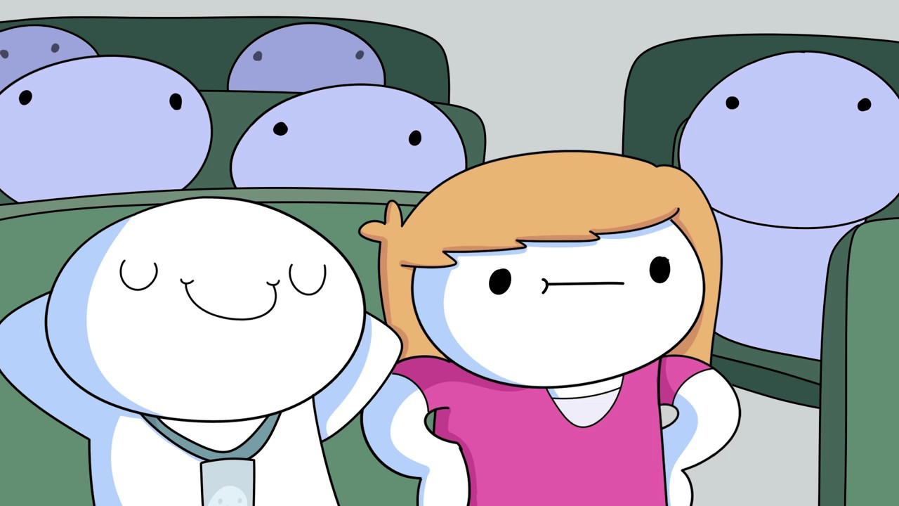 Random odd1sout clip, but it's trying to be funny - YouTube |The Odd Ones Out Youtube Shir