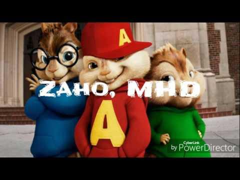 Zaho feat Mhd