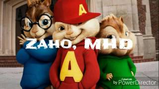 Zaho ft MHD  - Laissez les kouma.             Version chipmunks