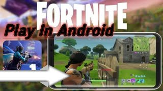 100% Download Fortnite Game In Any Android Device ,Working Method.