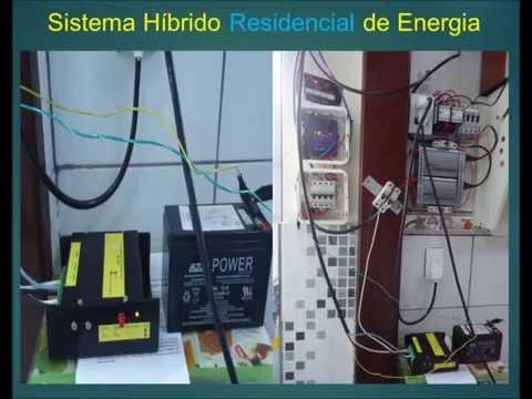 ⏳SISTEMA HÍBRIDO – ENERGIA SOLAR & FOTOVOLTAICA🎢