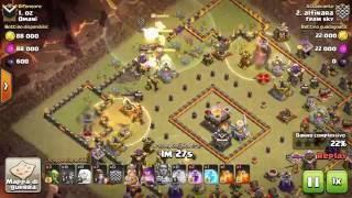 Clash of Clans - Full Minatori TH11 Maxato [alfinara]