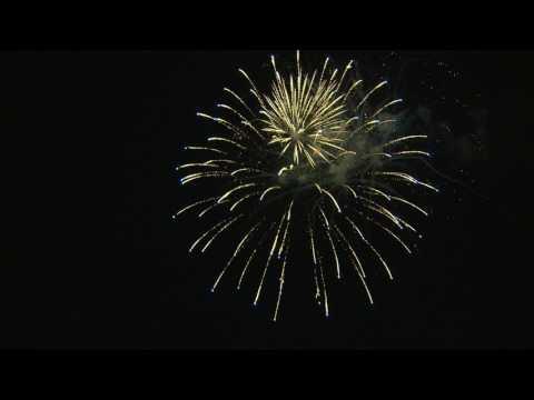 Wildwood, NJ Fireworks show