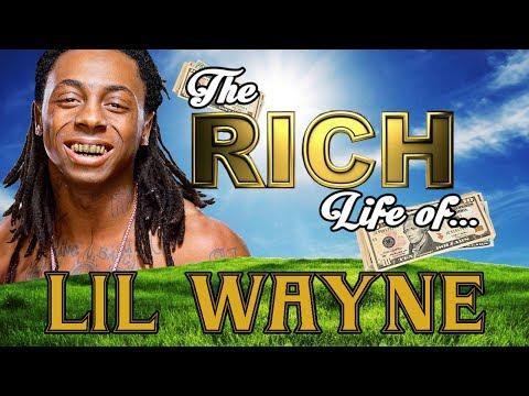 LIL WAYNE - The RICH Life - Net Worth 2017 - S.1 Ep. 5