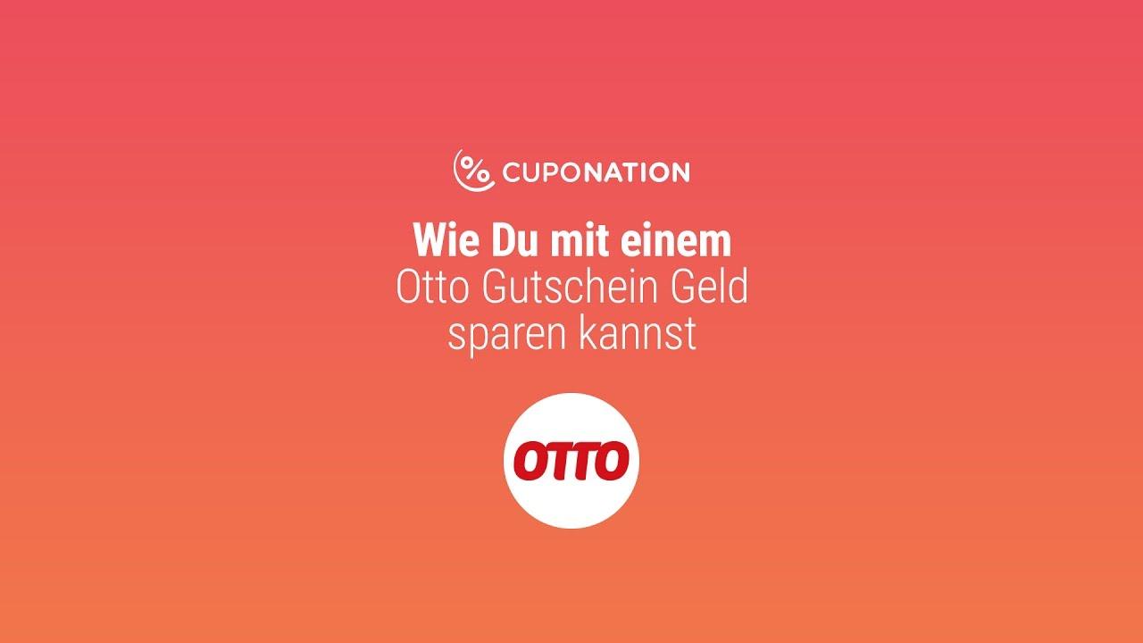 Nutzte Unseren Otto Gutscheincode Und Spare Youtube