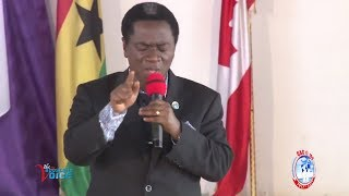 "Apostle Donkor  - ""Who Drives Your Life""  Part1"