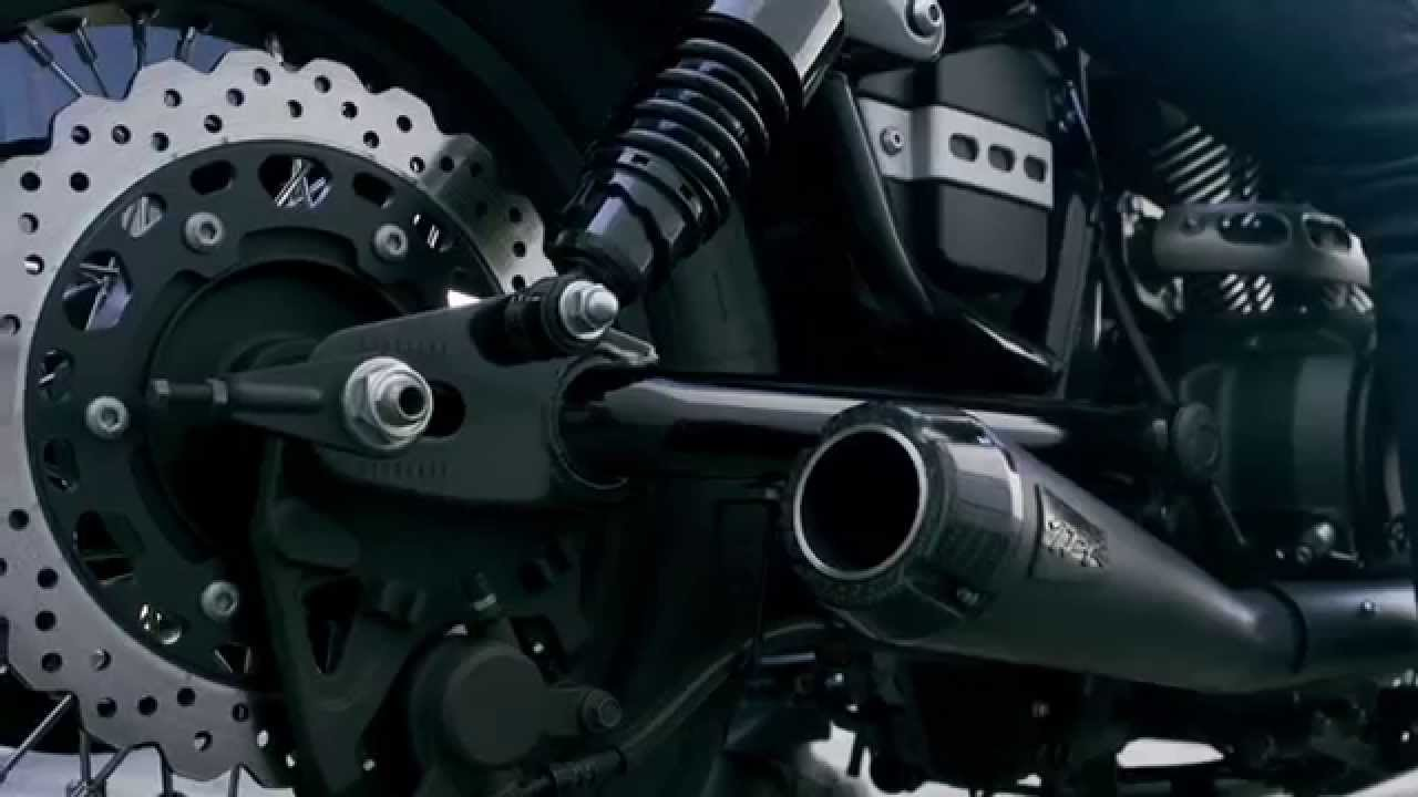 Yamaha R Two Brothers Exhaust