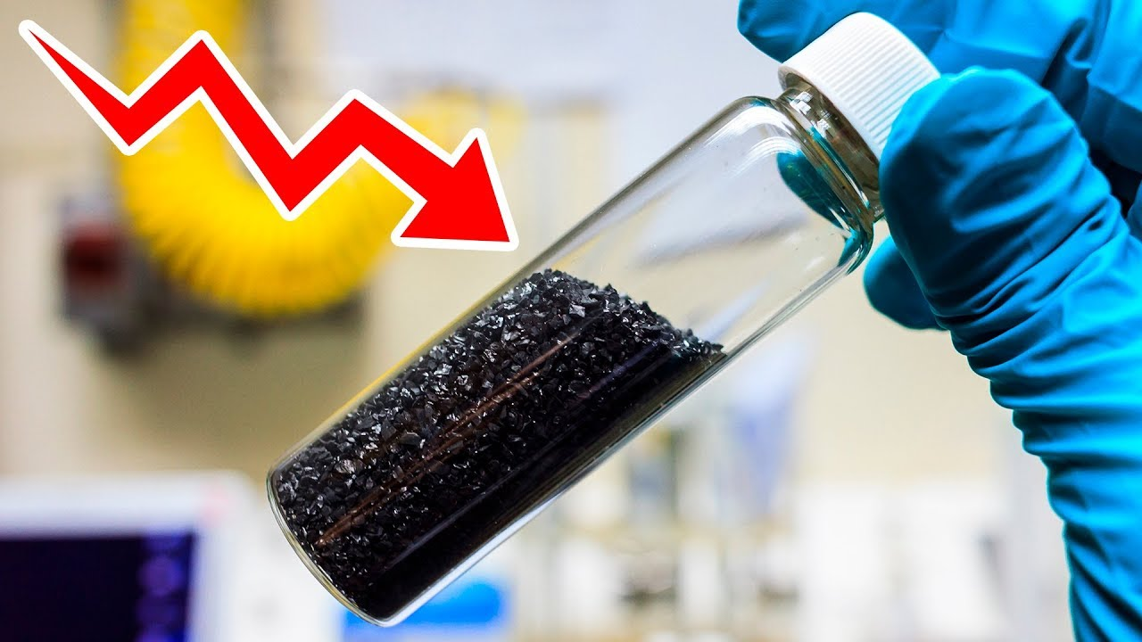What's Graphene And Why It'll Soon Take Over The World