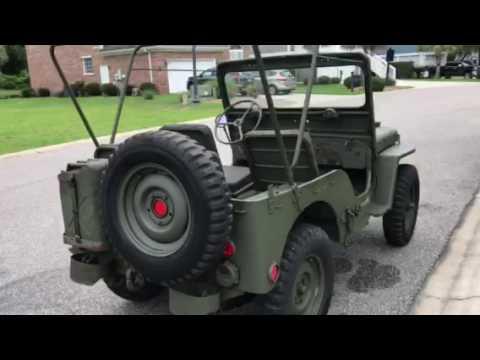 Willys m38 24 volt