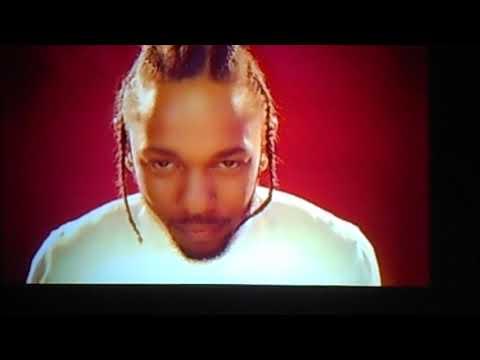 'Kung-Fu Kenny Part III' (interlude) 'Kendrick Lamar' Live @ QUDOS Sydney Show 24-07-2018
