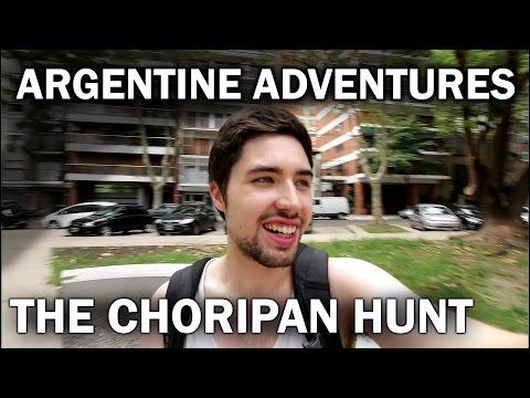 Argentine Adventures: Hunting Choripan | Travel Vlog Episode 02