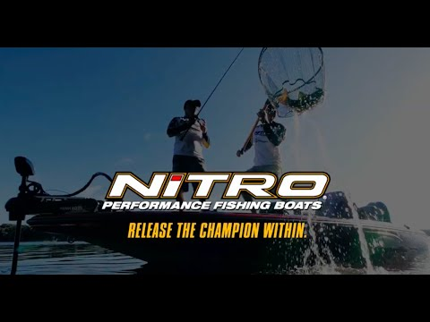 2020 NITRO Performance Fishing Boats: Release The Champion Within