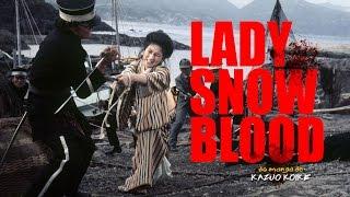 Trailers: Lady Snowblood - Vingança na Neve