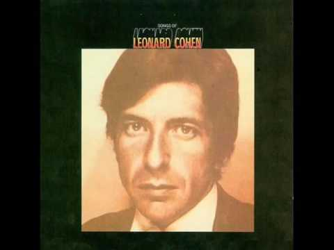 Leonard Cohen   Suzanne with lyrics
