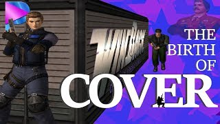 Playing WinBack: The Birth of Cover