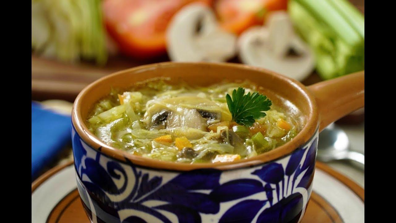 es sopa de col dieta cetosis amigable