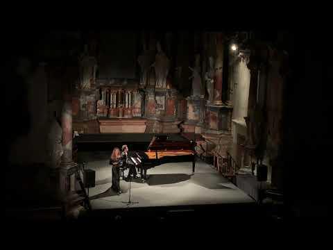 04.12.2019 Valentin Malinin in a concert in the church of St. Kotrina, Vilnius, Lithuania