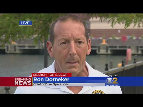 Search For Sailor In Mackinac Race