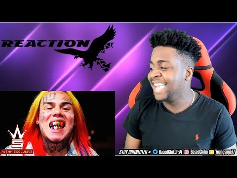 "6IX9INE ""Tati"" Feat. DJ SpinKing (WSHH Official Music Video) 