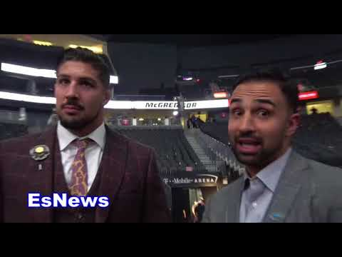 ((Keeping It 100)) Did Paulie Malignaggi Spy For Mayweather? We Asked Him About Being At Floyd Gym