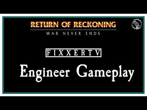 Warhammer Online | Engineer's PVE Farm Styles