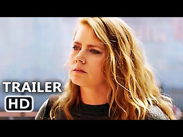SHARP OBJECTS Official Trailer (2018) Amy Adams TV Series HD