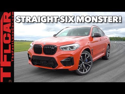 The 2020 BMW X4 M Might Be The Most Usable BMW M Ever!