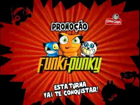 Comercial Elma Chips - Funki-Punky