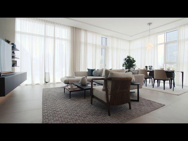 Banyan Tree Residences Show Apartment - Walkaround