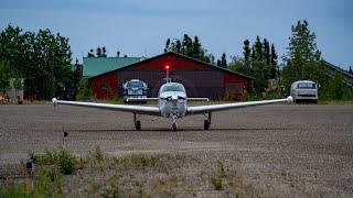 IFR Flight to the Arctic Ocean