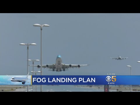 SFO Using New GPS Technology To Improve On-Time Performance In Bad Weather