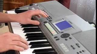 Bobi -  16 lat disco polo keyboard yamaha psr s550 2012